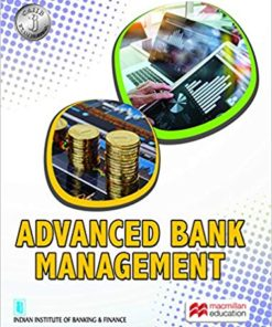 Macmillian's Advance Bank Management by Indian Institute of Banking & Finance (IIBF)