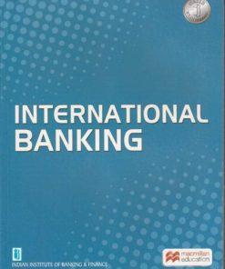 International Banking for CAIIB Examination