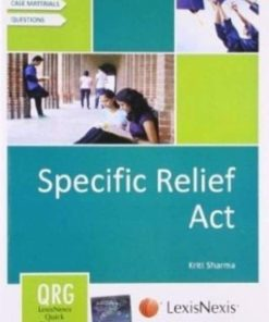 Specific Relief Act: Lexisnexis Quick Reference Guide