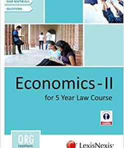 Economics - II - 5 Year Law Course