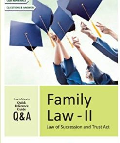 Lexis Nexis Q&A Family Law - II