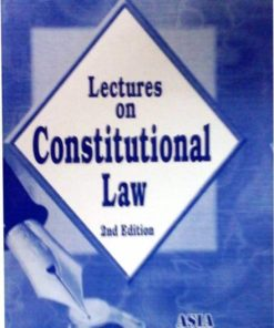 Lectures on Constitutional Law by Dr. Rega Surya Rao