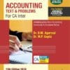 Bharat's Accounting (Text and Problems) by Dr. B.M Agarwal & Dr. M.P. Gupta