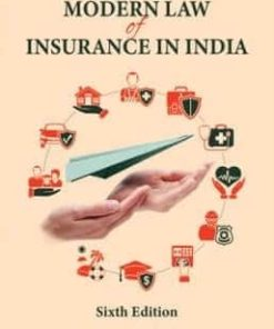 Lexis Nexis Modern Law of Insurance in India by K S N Murthy & K V S Sarma 6th Edition July 2019