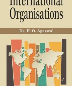 CLP's International Organisation by Dr. H.O. Agarwal - 3rd Edition 2021