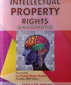 ALH's Intellectual Property Rights (Law and Practice) by Dr. S.V. Damodar Reddy 1st Edition 2019