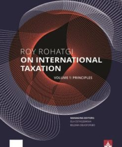 Taxmann's Roy Rohatgi on International Taxation Edition 2019