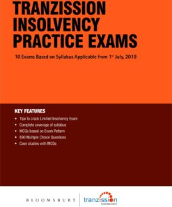 Bloomsbury's Tranzission Insolvency Practice Papers - 1st Edition September 2019