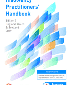 LexisNexis Insolvency Practitioners Handbook by The Insolvency Practitioners' Association, 7th Edition 2019