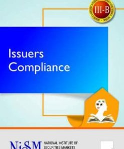 Taxmann's Issuers Compliance by National Institute of Securities Markets (NISM) Edition November 2019