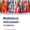 Wolters Kluwer's Multilateral Instrument – An Epitome by Gaurav Garg, Shweta Gupta, 1st Edition November 2019