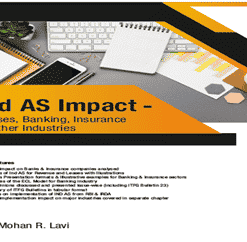 Wolters Kluwer's Ind AS Impact Leases, Banking, Insurance & Other Industries by Mohan R. Lavi, 1st Edition December 2019