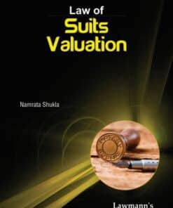 KP's Law of Suits Valuation by Namrata Shukla - Edition 2020