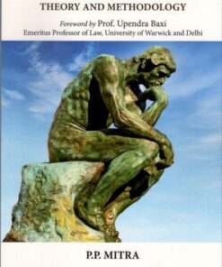 Thomson's Socio-Legal Research - Theory and Methodology by P P Mitra - 1st Edition 2020