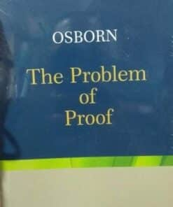 LJP's Osborn The Problem of Proof by Albert S. Osborn - 2nd Edition 2020