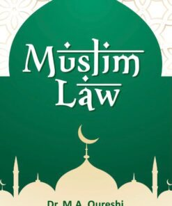 CLP's Muslim Law by Dr. MA Qureshi - 6th Edition 2020