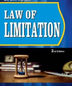 ALH's Law of Limitation by Dr. S.R. Myneni - 2nd Edition 2021