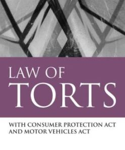 CLP's Law of Torts (with Consumer Protection Act and Motor Vehicles Act) by J.N. Pandey - 10th Edition 2019