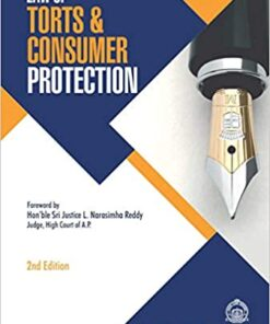 ALH's The Law Of Torts And Consumer Protection by Dr. S.R. Myneni - 2nd Edition 2020