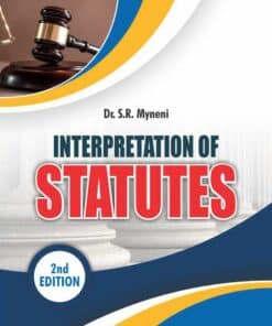 ALH's Interpretation of Statues by Dr. S.R. Myneni - 2nd Edition 2021