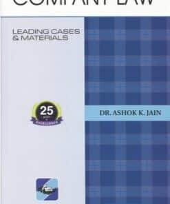 Ascent's Company law by Dr. Ashok Kumar Jain